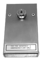 Emergency Unlocking Device
